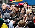 Day 28 Occupy Wall Street Tom Morello 2011 Shankbone 4.JPG