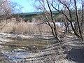 Deák Bridge and Dunatelep floodplain, 2021 Nagytétény.jpg