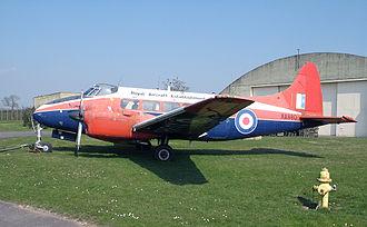 De Havilland Dove - de Havilland Devon