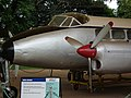 De Havilland Dove at HAL Museum7780.JPG