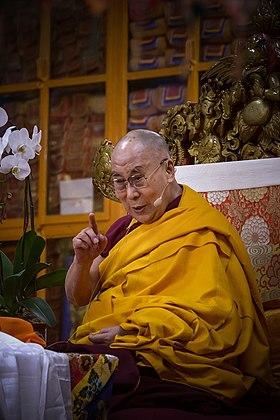 Image illustrative de l'article Tenzin Gyatso