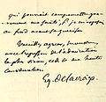 Delacroix - Journal, t. 2, éd. Flat et Piot, 2e éd, p. 204.jpg