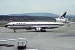 Delta Air Lines McDonnell Douglas MD-11 N806DE (22607777126).jpg