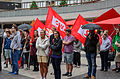 Demonstration Sergels Torg June 2014 12.jpg