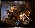Den Haag - Mauritshuis - Nicolaes Pieterszoon Berchem (1621-1683) - The Infancy of Zeus 1648.jpg