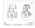 Denison House, Wyoming Avenue, Forty Fort, Luzerne County, PA HABS PA,40-FOFO,3- (sheet 1 of 6).png