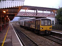 Departure for Swindon - geograph.org.uk - 337279.jpg
