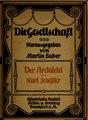 Der Architekt (IA derarchitekt00sche).pdf
