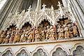 Des scultures de la cathédrale.JPG