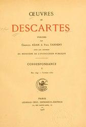 René Descartes: Œuvres de Descartes