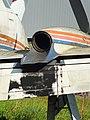 Deurne HP137 Jetstream 1 OO-IBL detail 02.JPG