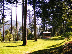 Dhanaulti - Image: Dhanaulti 2