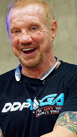 Diamond Dallas Page at WrestleMania Axxess 32.jpg