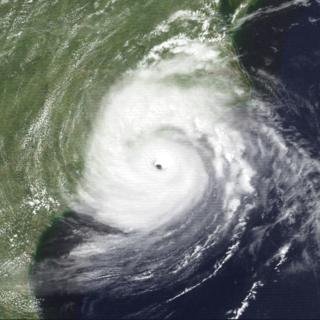 Hurricane Diana (1984) Category 4 Atlantic hurricane in 1984