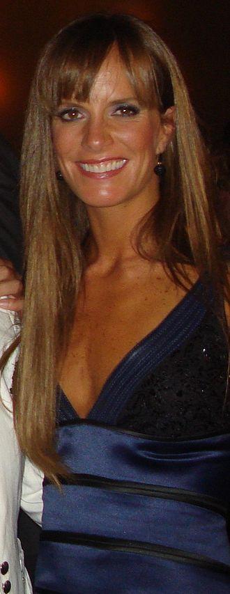 Diana Bolocco - Image: Diana Bolocco (2008)