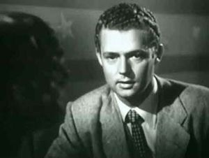 Dick Hogan - Hogan in the 1948 film, Shed No Tears