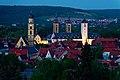 Die Türme von Bad Mergentheim am Abend. 05.jpg