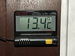 Temperature monitor