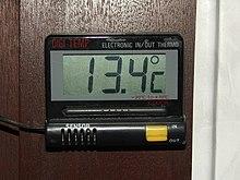 Termometro Wikipedia La Enciclopedia Libre El termómetro es el instrumento que suele utilizarse para medir la temperatura. termometro wikipedia la enciclopedia
