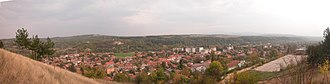 Dimovo - Panoramic overview of Dimovo