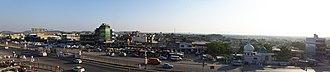 Dina, Pakistan - Image: Dina City View Side 2