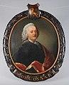 Dionys van Nijmegen - Portret van Jacob Jansz. Cossart (1713-1780), bewindhebber van de VOC tussen 1775 en 1780 - 10609 A B - Museum Rotterdam.jpg