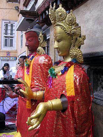 Gunla - Image: Dipankar lagan wk