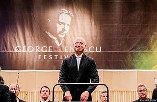Paavo Järvi Estonian conductor