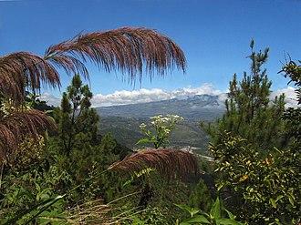 Orosí - In the hills near Orosi