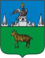 Dmitrovsk COA (Oryol Governorate) (1781).png