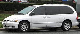 Dodge Grand Caravan 3