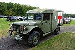 Dodge M43B1 Ambulance, front oblique view - Collings Foundation - Massachusetts - DSC07129.jpg