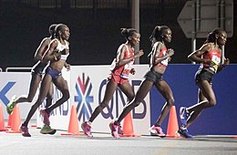 Description de l'image Doha 2019 women's marathon (07).jpg.