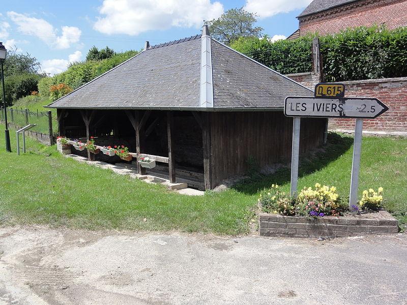 Dohis (Aisne) lavoir