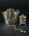 """Dokumentation, utställningen """"Silver och smycken till vardag och fest"""" år 2006 - Hallwylska museet - 85812.tif"""