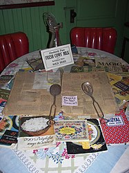 Dolly's House Museum periodicals.jpg