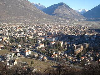 Domodossola Comune in Piedmont, Italy
