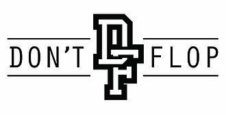 Don't Flop - Image: Dont Flop Logo