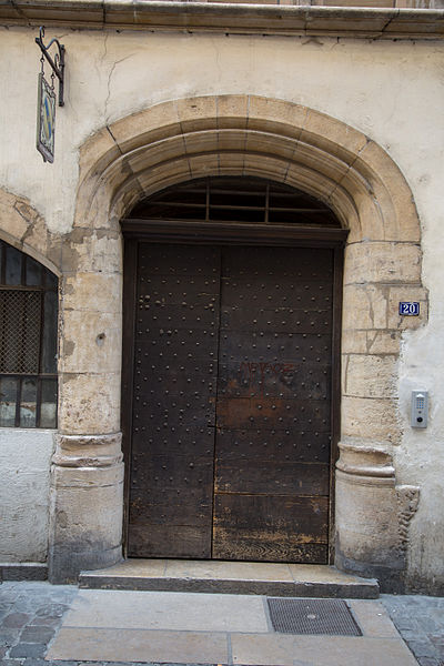Doors of Lyon, France 15.jpg