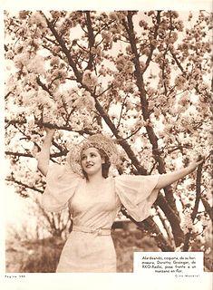 Dorothy Granger American actress