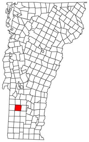 Dorset, Vermont - Image: Dorset vt highlight