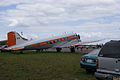 Douglas DC-3 N34 FAA RSideRear SNF 16April2010 (14443819478).jpg