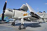 Douglas XAD-1 Skyraider '09102 - AJ-501' (30580561192).jpg