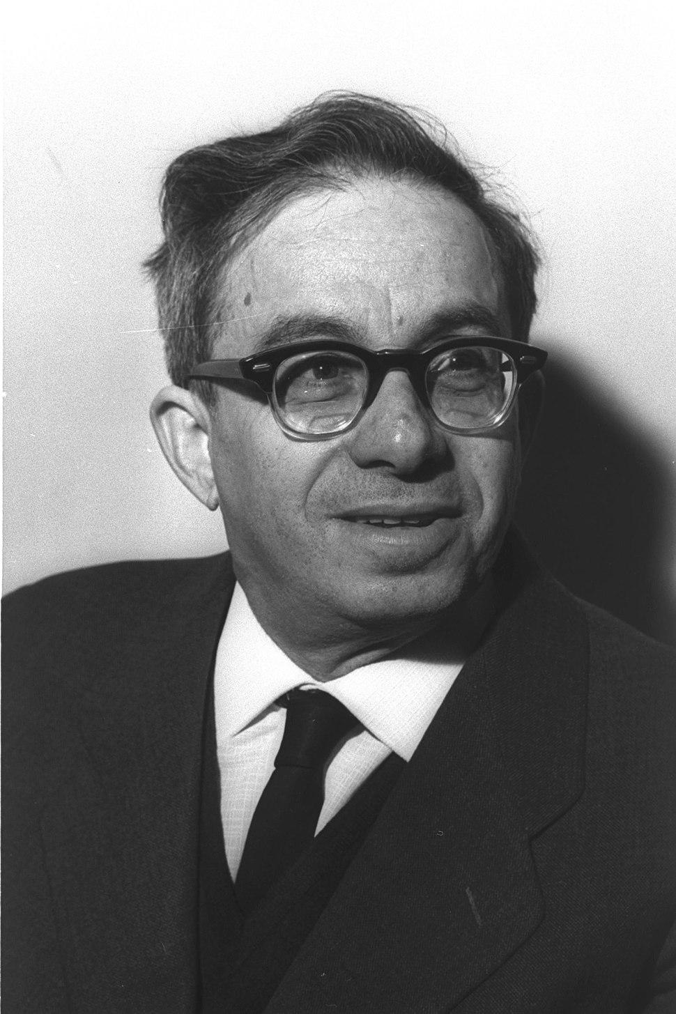 Dov Sadan 1966-01-01