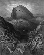 L'arche de Noé par Gustave Doré