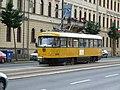 Drážďany, Neustadt, školní tramvaj T4D.jpg