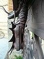 Drac i porta del Jardí de les Hespèrides P1440920.JPG