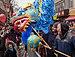 Dragon dance meets bird at NYC Lunar New Year parade (52336)e.jpg