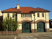 Drummoyne Fire Station