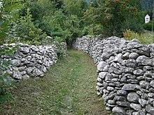 Trockenmauerwerk Wikipedia